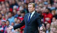 Ronald Koeman butuh waktu untuk memaksimalkan strateginya di Everton. (Independent)