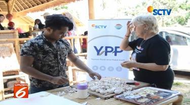 Yayasan Pundi Amal Peduli Kasih (YPP) bersama para koki profesional, bantu korban gempa di Lombok dengan sediakan sejumlah bahan makanan untuk kebutuhan di pengungsian.
