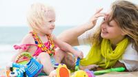 Jangan keburu stres bila harus memikirkan rencana berlibur dengan anak.