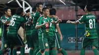 Bhayangkara Surabaya United. (Bola.com/Nicklas Hanoatubun)