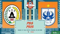 Shopee Liga 1 - PSS Sleman Vs PSIS Semarang (Bola.com/Adreanus Titus)