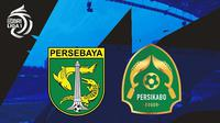 BRI Liga 1 - Persebaya Surabaya Vs Persikabo 1973 (Bola.com/Adreanus Titus)