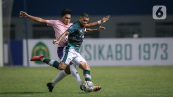 FOTO: Pekan Ketiga BRI Liga 1, Persikabo vs Persik Berakhir Imbang