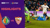 Beriita Video Highlights La Liga, Sevilla Menang  3-0 Atas Getafe