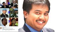 Roy Suryo Posting Foto 3 Presiden, Kenapa Netizen Marah?