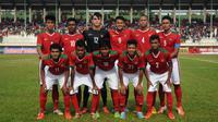 Timnas U-19 Indonesia (Liputan6.com/Helmi Fithriansyah)