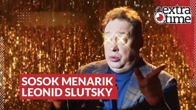 Berita video Extra Time kali ini membahas sosok menarik Leonid Slutsky, pelatih Rubin Kazan yang baru-baru saja menyita perhatian karena menyanyikan lagu Natal dari Mariah Carey.
