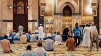 Ilustrasi puasa Ramadan (dok.unsplash/ Rumman Amin)