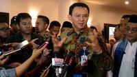 Gubernur DKI Jakarta Basuki Tjahaja Purnama atau Ahok (Liputan6.com/Ahmad Romadoni)