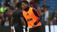 Penampilan Anthony Martial pada laga melawan Brighton disebut sebagai penyebab kekalahan Manchester United. (doc. Manchester United)