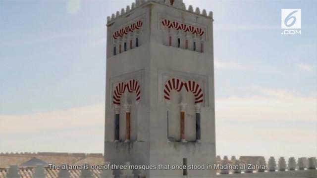 Medina Azahara atau dikenal sebagai kota yang bersinar merupakan sebuah istana dan pusat pemerintahan kerajaan Islam pada tahun 900-an di Cordoba, Spanyol. Situs bersejarah ini pun dinominasikan sebagai situs warisan dunia UNESCO.