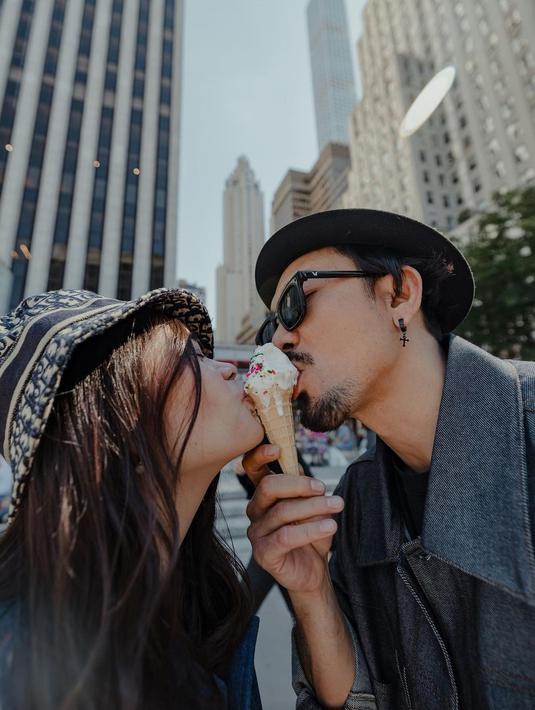Denny Sumargo dan Olivia Allan (Instagram/sumargodenny)