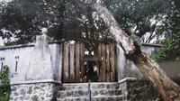 Makam Mbah Boncolono (Liputan6.com/Dian Kurniawan)