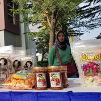 Bazar Ramadan. (Foto: Dok. SEKAR)