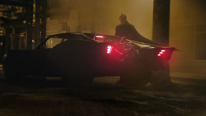 Robert Pattinson Bohongi Christopher Nolan demi Batman, Langsung Ketahuan