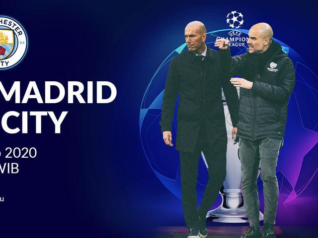 Link Live Streaming Sctv Liga Champions Real Madrid Vs Manchester City Bola Liputan6 Com