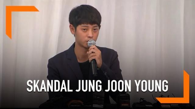 Jung Joon Young membagikan sebuah video tentang hubungan intim yang direkam secara sembunyi-sembunyi kepada teman-temannya.