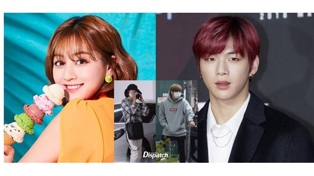 Kang Daniel dan Jihyo DUA KALI Dikabarkan Kencan, Pengiriman Rilis Foto Pertemuan Dihubungi