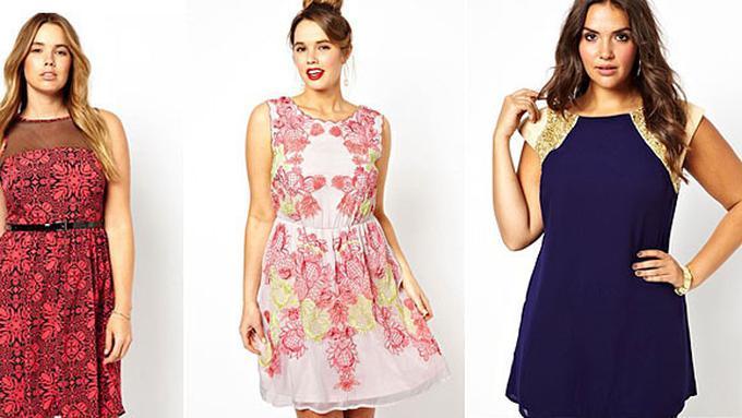 6 Model Dress Untuk Wanita Gemuk Agar Tampak Langsing Beauty