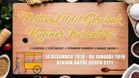 Festival 1001 Gerobak Kuliner Nusantara (dok. ancolbeachcity.com)