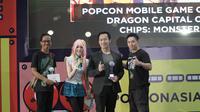 Pengumuman Popcon Award di Popcon Asia 2018. (Popcon)