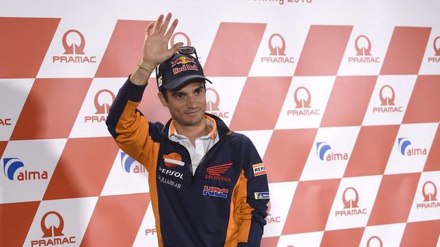 Dani Pedrosa, MotoGP