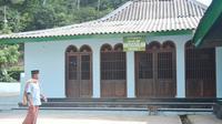 Masjid Baitussalam, Cikakak Kecamatan Wangon, Banyumas. (Foto: Liputan6.com/Muhamad Ridlo)