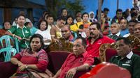 Ketua DPD PDI Perjuangan NTT, Frans Lebu Raya (FLR), menegaskan mendukung penuh pasangan Marianus Sae-Emilia Nomleni (MS-Emi).