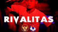 Rivalitas - Timnas Indonesia Vs Vietnam (Bola.com/Adreanus Titus)