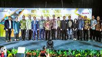 Menteri Pariwisata Arief Yahya saat Rembuk Nasional Pariwisata Indonesia (Masata)
