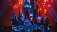 Disneyland California (Dok.Pexel/Zichuan Han)