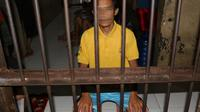 Pemerkosa anak tiri di Aceh Utara (Liputan6.com/Ist)