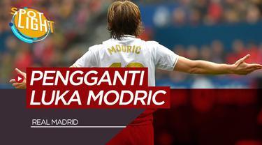 Berita Video Spotlight Peran Luka Modric di Real Madrid, Bisa Digantikan 5 Pemain Ini