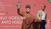 Melly Goeslaw dan Anto Hoed di Seribu Kali Cinta-The Series