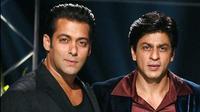 Shahrukh Khan dan Salman Khan mengucapkan selamat idul fitri dengan cara yang unik lewat video yang dirilis secara resmi (ZeeNews)