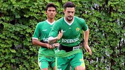 Alex Willian kini bermain untuk Cuiaba, klub Serie C di Liga Brasil. Namun pada musim ini Alex baru dua kali tampil dan belum sekalipun mencetak gol berbeda dengan penampilannya pada tahun 2015. (Instagram)