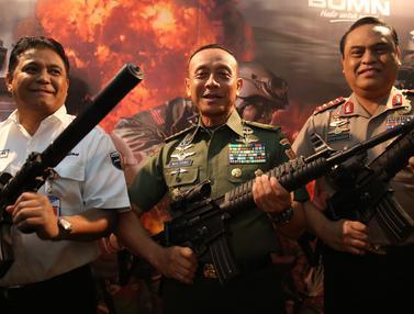 Sabet Juara Tembak, Pindad Beri Apresiasi Kontingen TNI AD