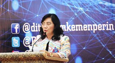 Direktur Jenderal Industri Kecil, Menengah dan Aneka (IKMA) Kemenperin, Gati Wibawaningsih di Jakarta, Senin (8/6/2020).