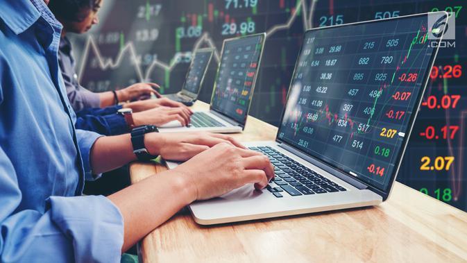 sistem komputer perdagangan saham terbaik