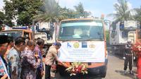 Perusahaan pengolahan makanan, PT Charoen Pokphand Indonesia, mengadakan kegiatan ekspor ke Jepang, Timor Leste, dan Papua Nugini
