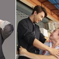 Setelah operasi plastik, wajah pria yang merupakan seorang buruh pabrik ini bakal bikin semua orang yang melihatnya pangling! (Foto: Mstar)