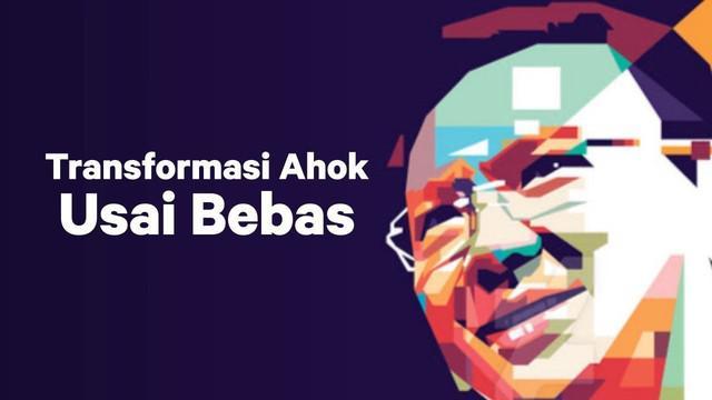 Mantan Gubernur DKI Jakarta Basuki Tjahaja Purnama alias Ahok dipastikan bebas pada 24 Januari 2019.