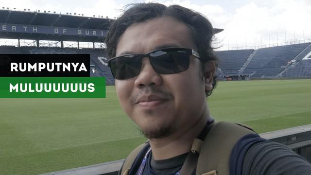 Berita Video Mengagumi Kualitas Stadion Buriram United, Klub Tersukses Thailand