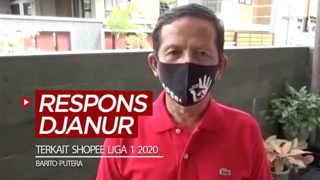 Berita video respons Pelatih Djadjang Nurdjaman yang memilih mengikuti sikap manajemen Barito Putera terkait rencana kembali bergulirnya Shopee Liga 1 2020.