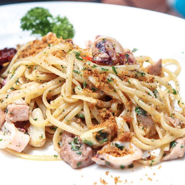 Menikmati Makanan Khas Italia Di Taman Bernuansa Eropa Lifestyle