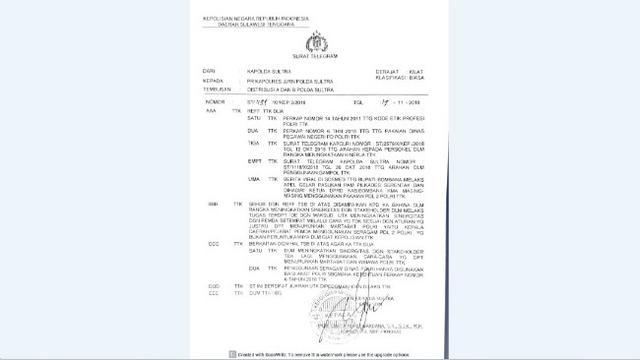 Bupati Dan Ketua Dprd Pakai Seragam Polisi Kapolres Bombana