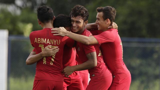 Timnas Indonesia U-22 - Laos