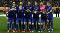 Timnas Kroasia (AFP)