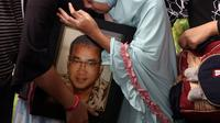 Yanni Libels dimakamkan di TPU Tanah Kusir