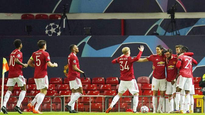 MU Tekuk Istanbul Basaksehir, Bruno Fernandes Ungkap Alasan Ogah Eksekusi Penalti di Liga Champions
